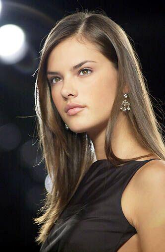 Janina Gavankar: Aless... Alessandra Ambrosio Today