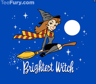 Brightness Witch t-shirt from TeeFury