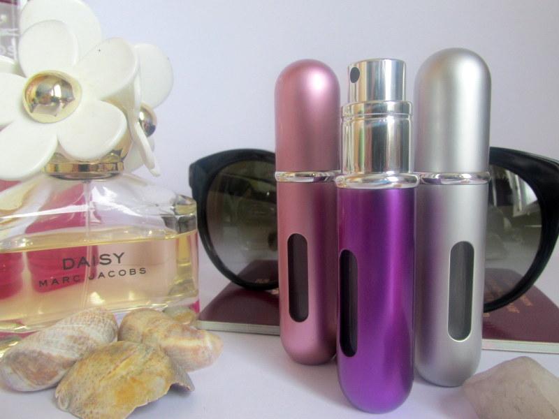 travalo perfume bottle