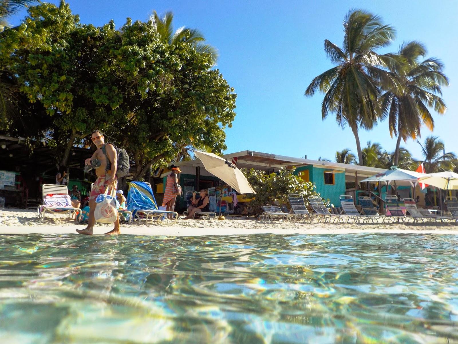 Indulge Inspire Imbibe: Coki Beach | St. Thomas