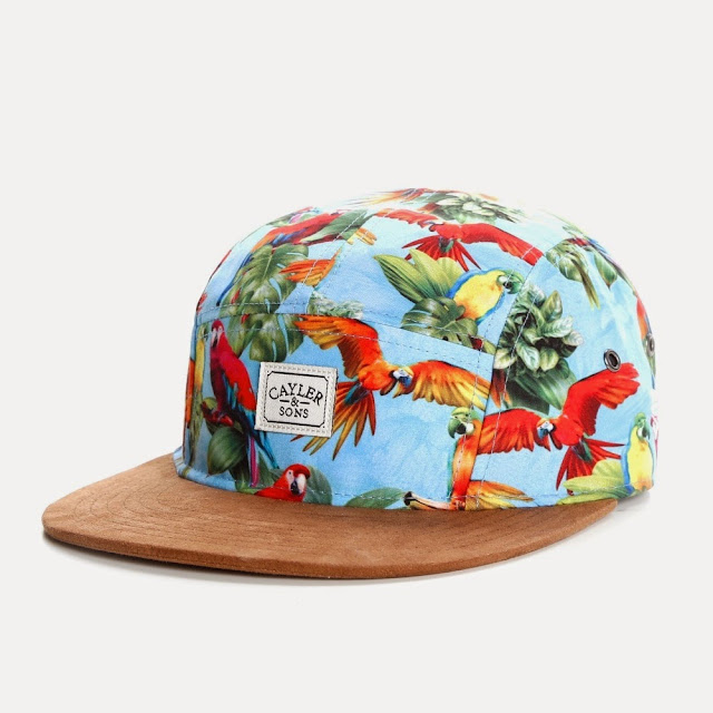 cayler&sons caps tropical