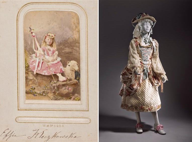 Et costumes de fantaisie d où viennent ils 3 – le xixe siècle