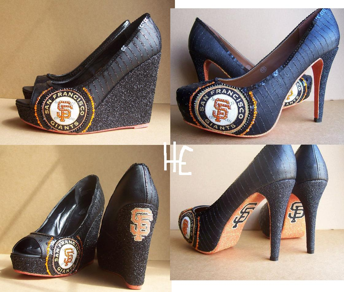 Custom Baseball Heels For Your Favorite Team. - Fashion By He - A Women's Fashion Blog From A Guy's Point Of View