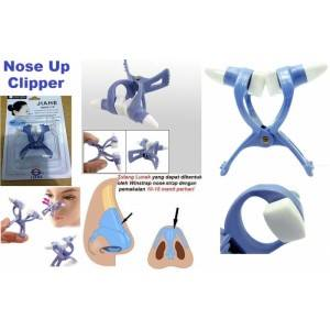 Tips Cara Memancungkan Hidung Dengan Mudah Menggunakan Nose Up Clipper