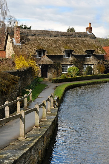 Thornton Le Dale Yorkshire England A1 Pictures