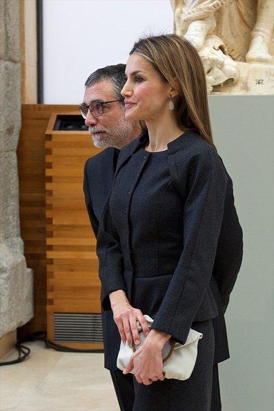 Velazquez Plastic Arts award at the El Prado Museum