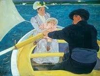 Urrakagalería: Mary Cassatt
