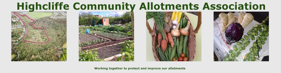 Highcliffe Community Allotments Association