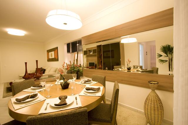 Imagem Da Sala De Jantar ~ falta de uma sala de jantar no apartamento, reservase um espaço da