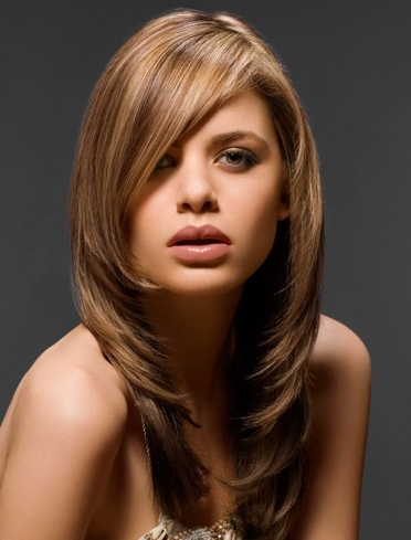 The Nice Long Hairstyles: Shaggy Long Hairstyles For Women