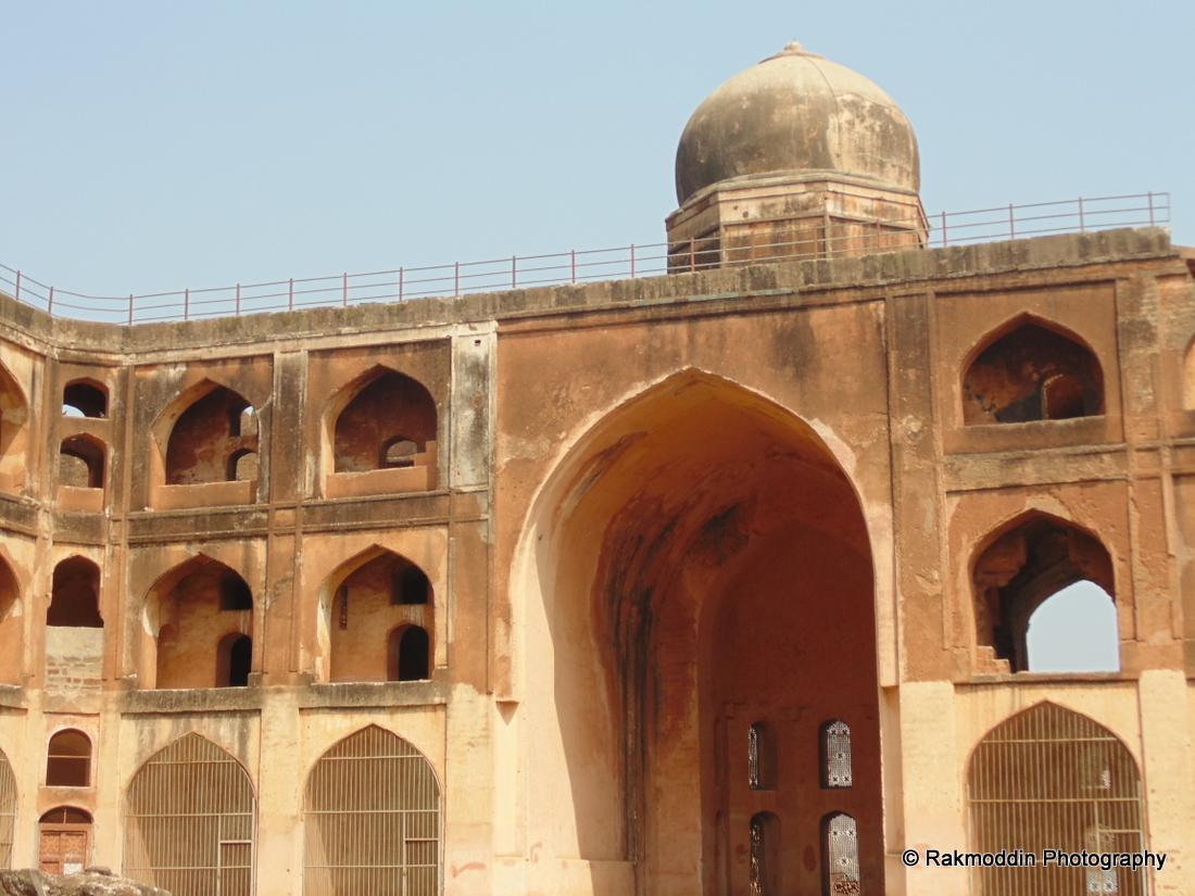 The Madrasa of Mahmud Gawan in Bidar, Karnataka