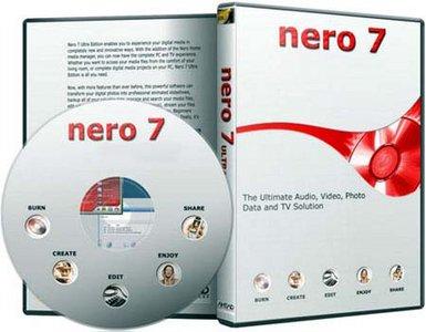 Nero 7 phần mềm ghi đĩa miễn phí mạnh mẽ dễ sử dụng nhất hiện nay