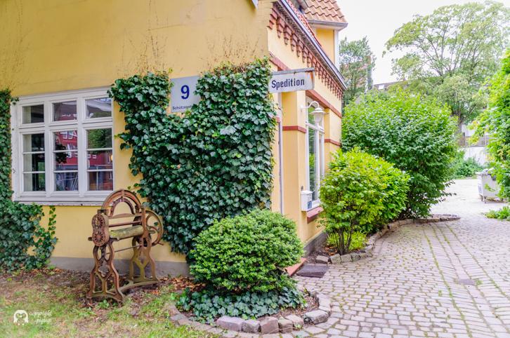 Blogst Kontorhaus Hamburg