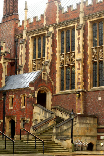 A Walking Tour of the Inns of Court
