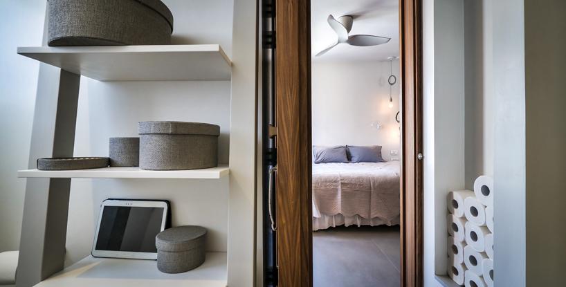 Interior designed by Hila Hollander