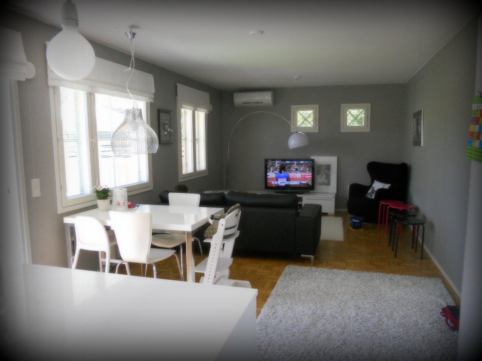 Satuelämää 4 huonetta ja keittiö
