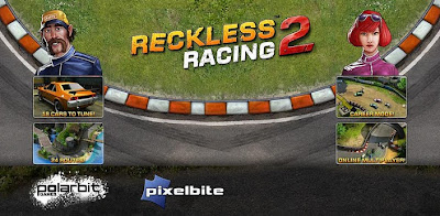 Free Download Reckless Racing 2 1.0.0 APK FULL