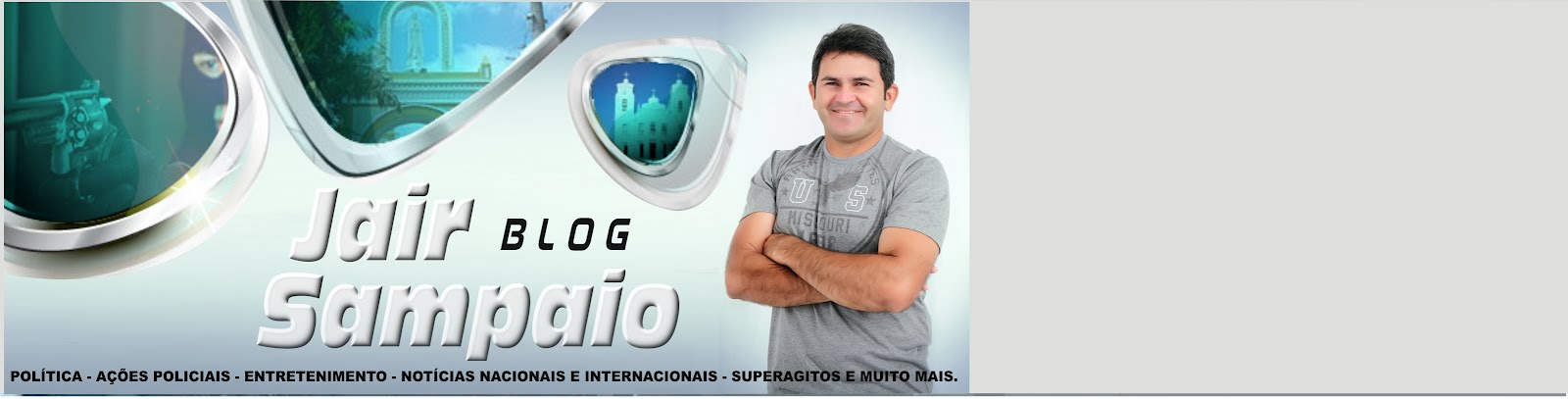 BLOG JAIR SAMPAIO