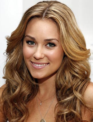 lauren conrad with brown hair. Lauren Conrad Launches Beauty
