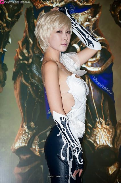 2 Lee Si Eun - G-Star 2011-very cute asian girl-girlcute4u.blogspot.com