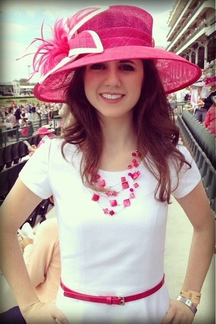 Little White Dress Kentucky Oaks