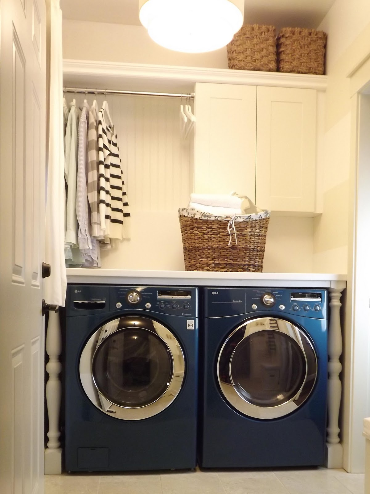 Simple Laundry Room Makeovers Laundry Room Makeovers Gallery
