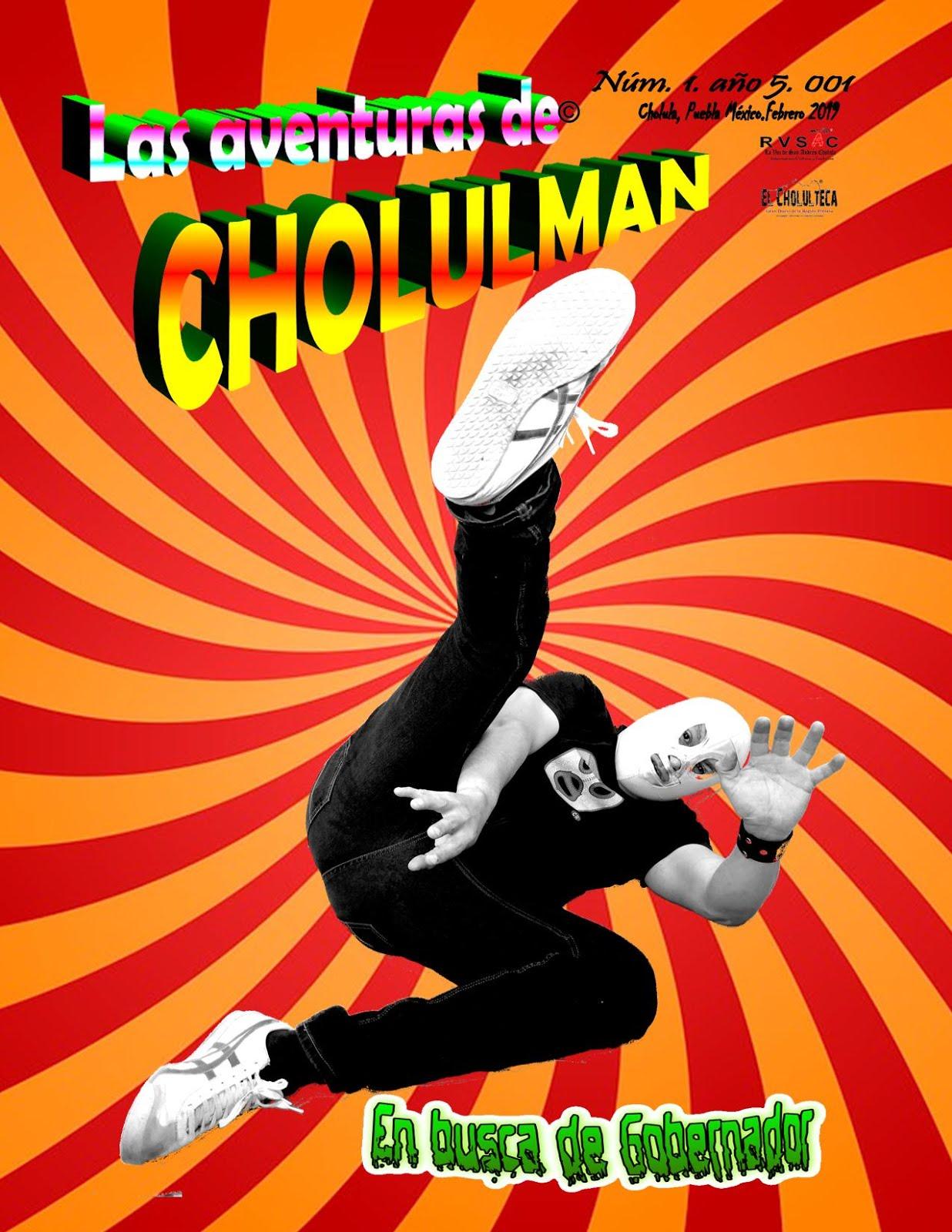 El Cholulman