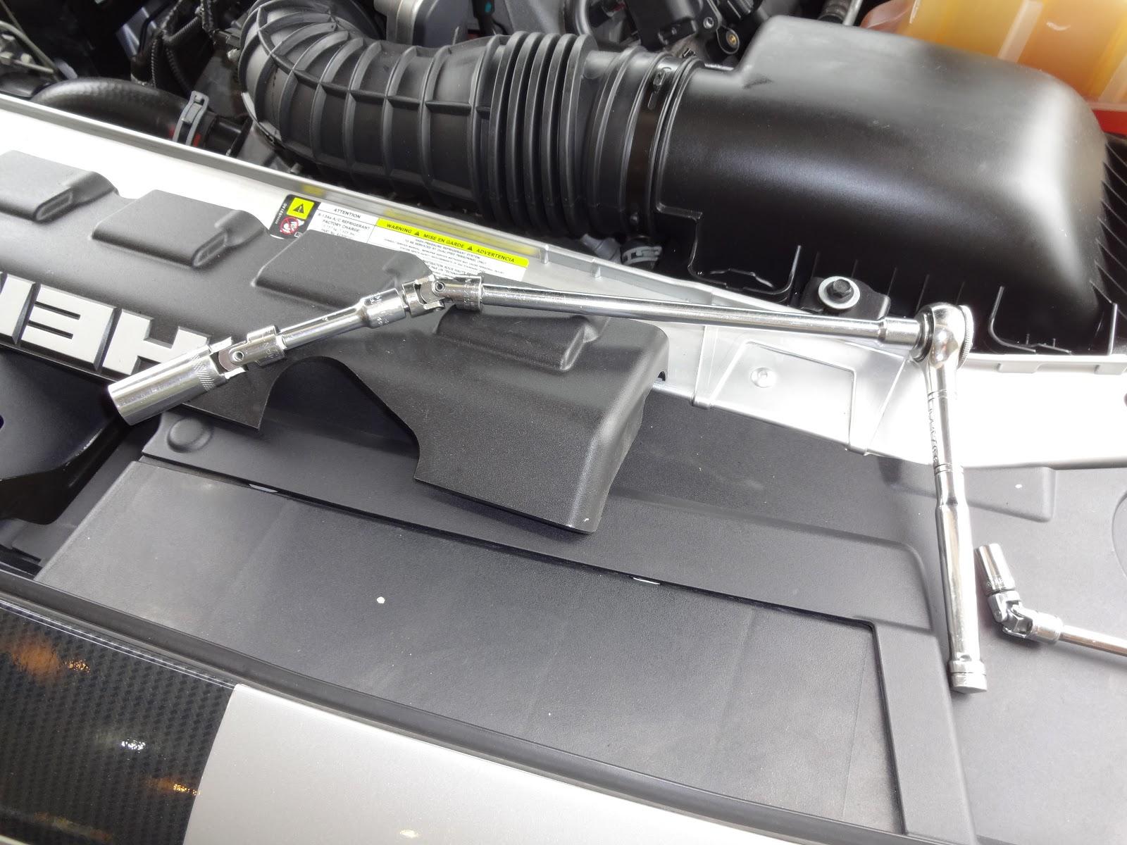 2007 dodge charger spark plug gap