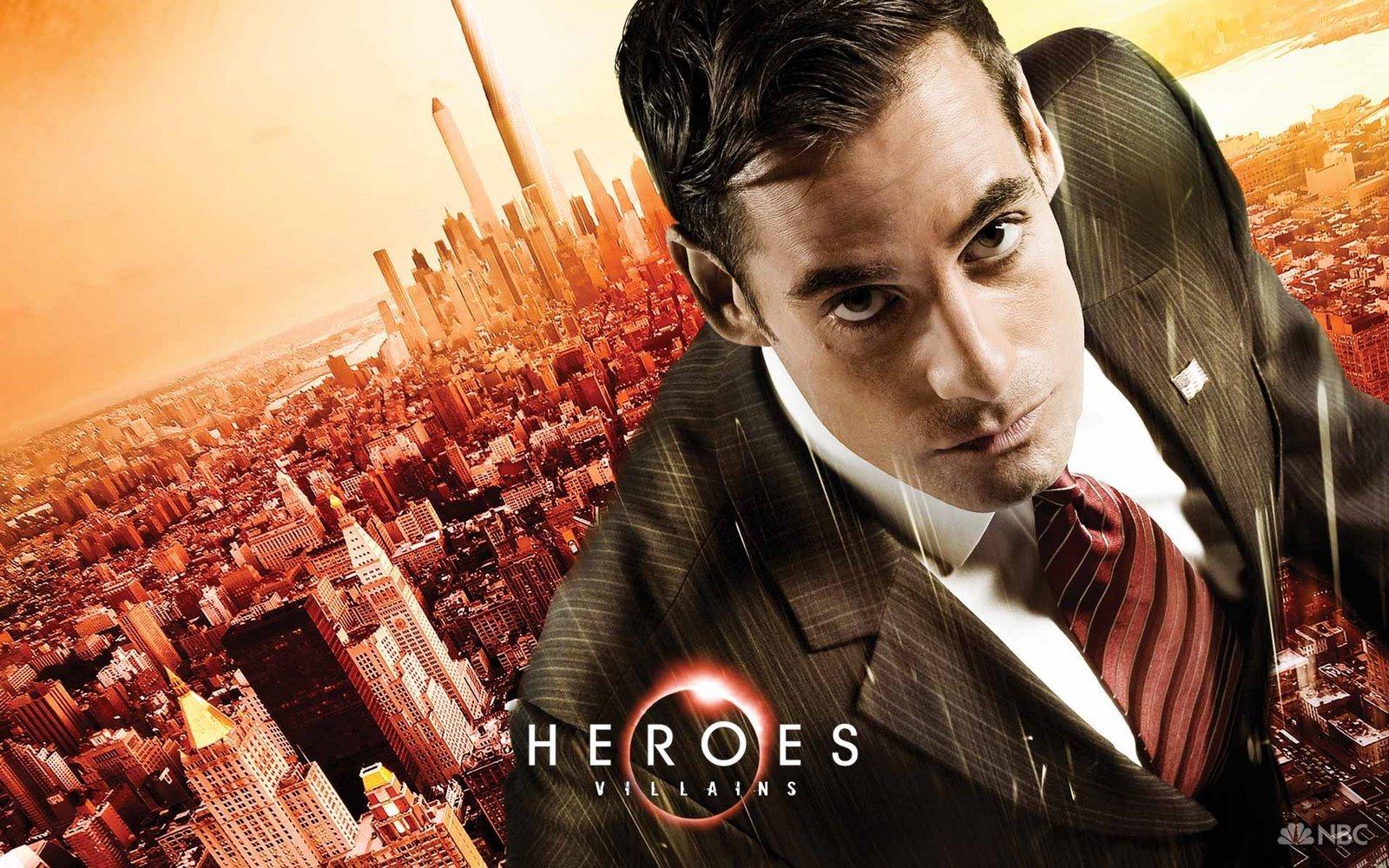 heroes season 1 torrent