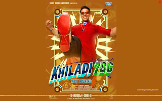 Khiladi 786 HD Wallpaper Akshay Kumar