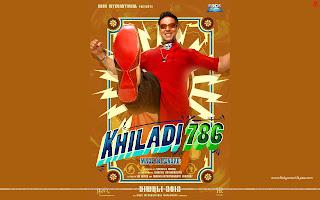 Khiladi 786 HD Wallpaper Akshay Kumar
