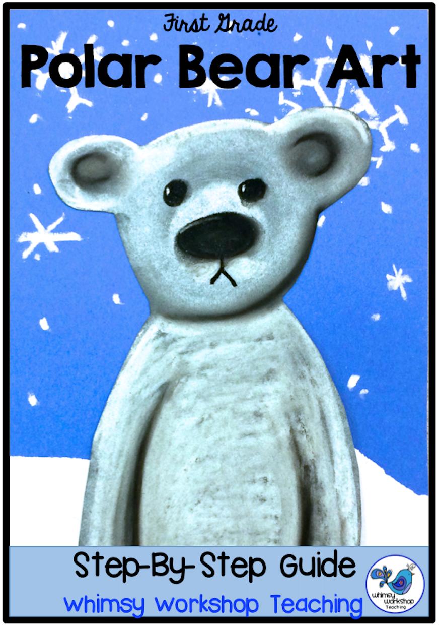 how to draw a polar bear art hub