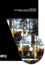 """Carátula del DVD: """"Alvar Aalto: Villa Mairea, la esencia de una casa"""""""