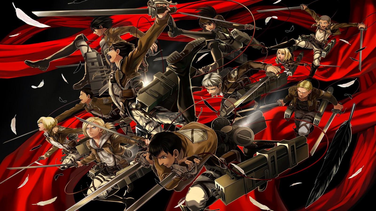 Attack on titan rule 34 paheal reanimators