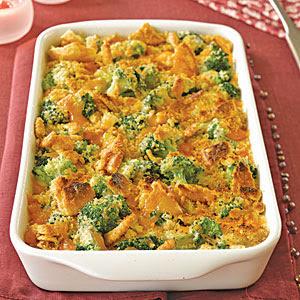 Cook Like a Badass: Recipe: Broccoli Casserole