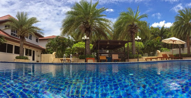 Swimming Pool Serene Sands Pattaya