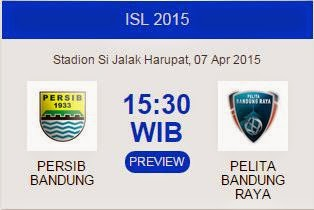 Preview Persib Bandung vs PBR - QNB League 2015