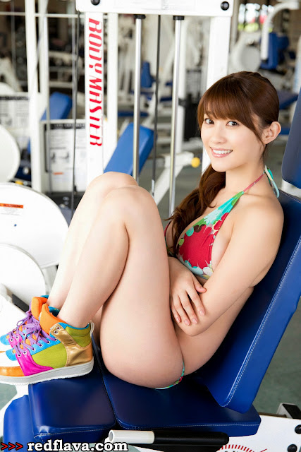 Koleksi Foto Sexy Model Hot Jepang, Mikie Hara - Portal Seksi