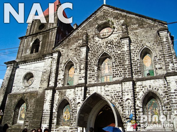 Naic Church in Cavite