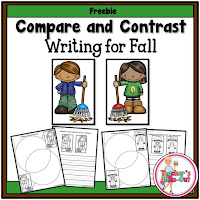 Free Compare and Contrast Writing for Fall