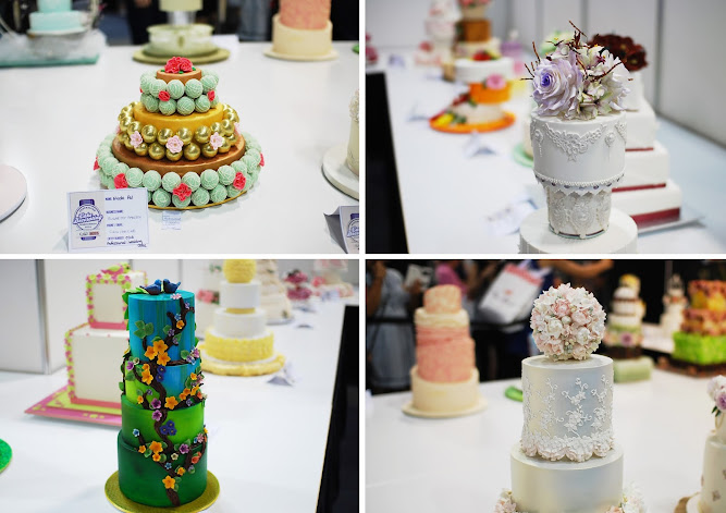 Cake Bake & Sweets Show Food Blog Sydney 2014