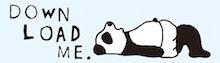 LINE スタンプ : ベイビー パンダ