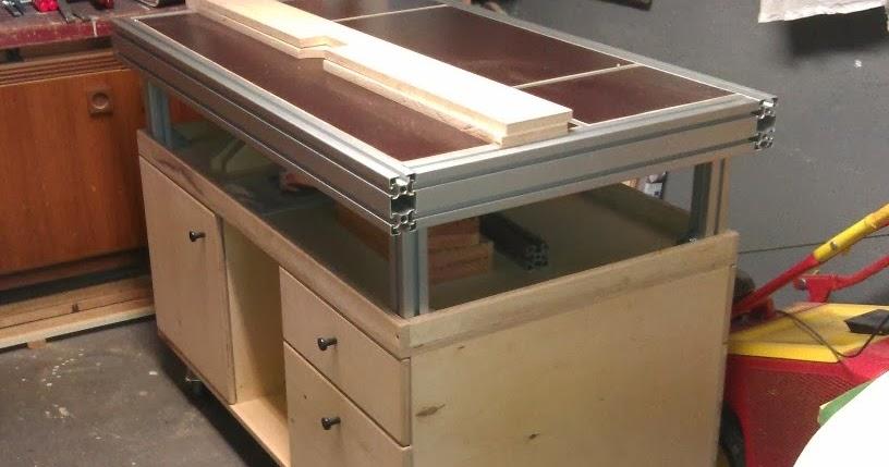 marios werkstatt projekt neubau werkstattwagen teil 1. Black Bedroom Furniture Sets. Home Design Ideas