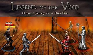 Legend Of The Void walkthrough.