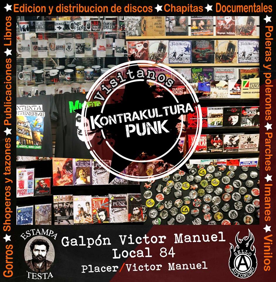 Kontrakultura Punk