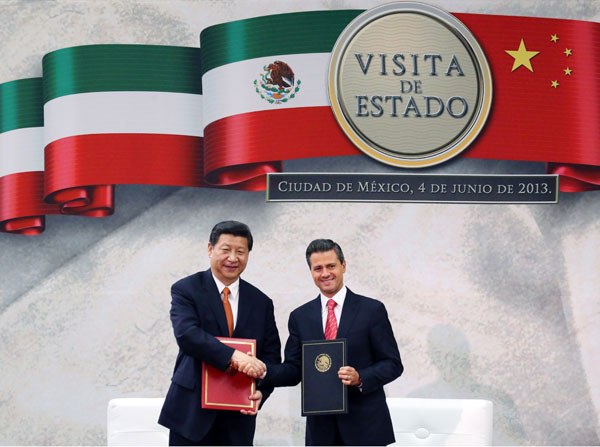 A joint Mexico-China