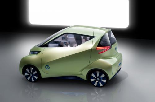 2011 Tokyo Nissan Pivo 3 Concept Carsfresh