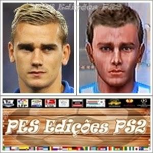 Antoine Griezmann (Real Sociedad) PES PS2