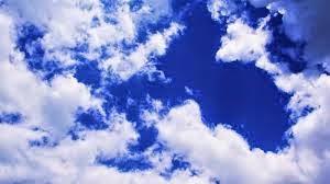 Göklerde Bir Bulut