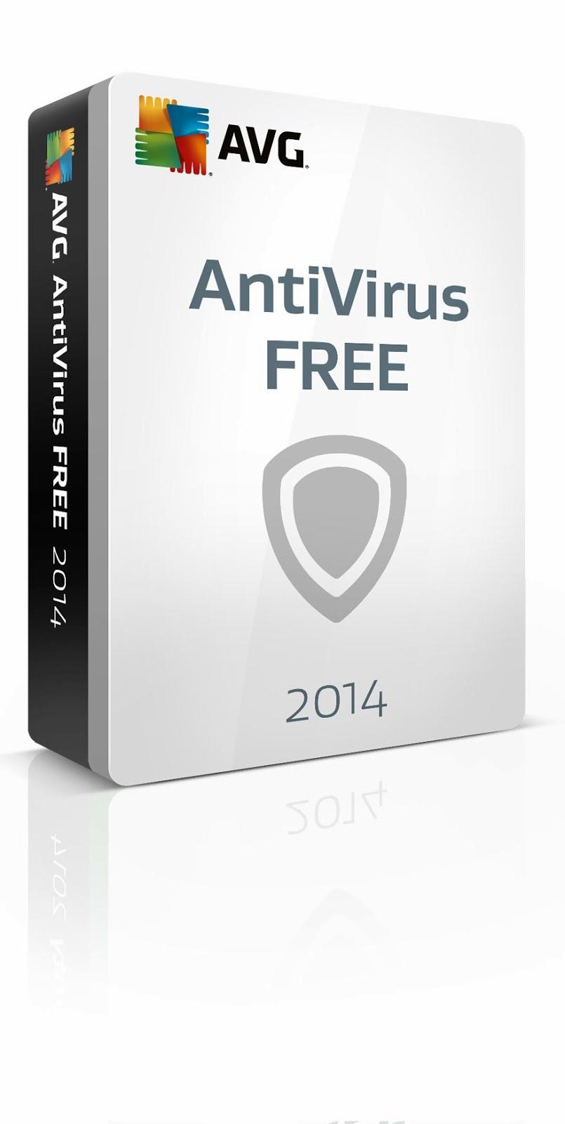 برنامج AVG AntiVirus Free 2014 v14.0.4142 مكافح الفيروسات